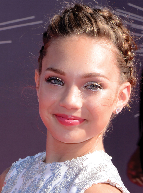 Maddie Ziegler, International Women's Day