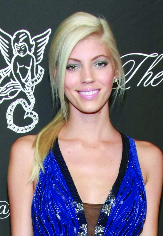 Devon Windsor, International Women's Day