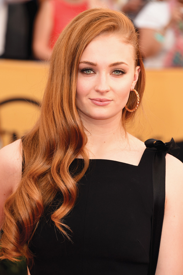 Sophie Turner, International Women's Day