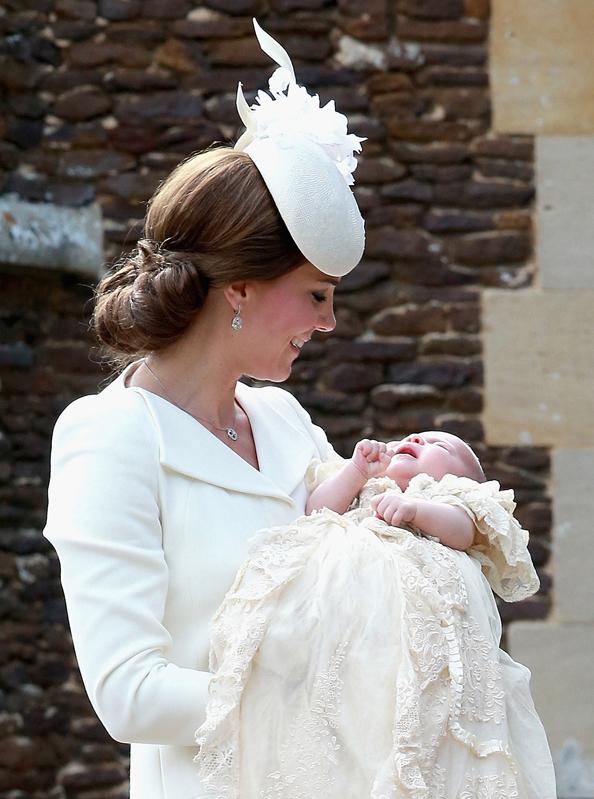 The Christening of Princess Charlotte