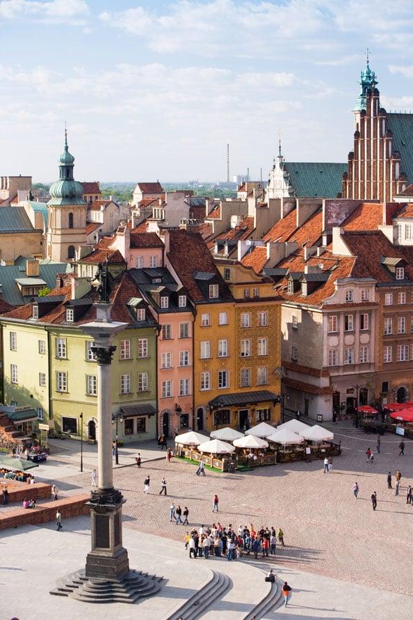 Travel, Holiday, Money, Krakow, Poland, Corbis