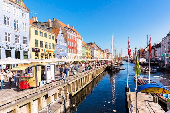 Travel, Holiday, Money, Copenhagen, Denmark, Corbis