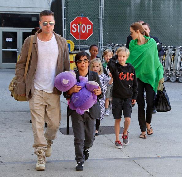 Brad Pitt Coming To The UAE