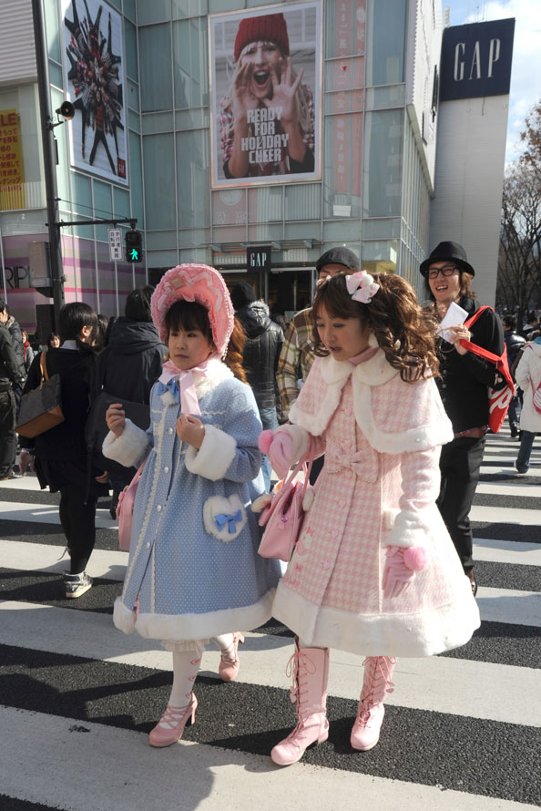Harajuku Tokyo city guide