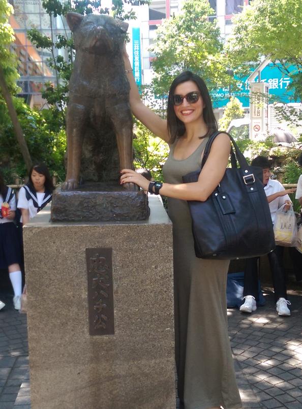 Hachiko Tokyo City Guide