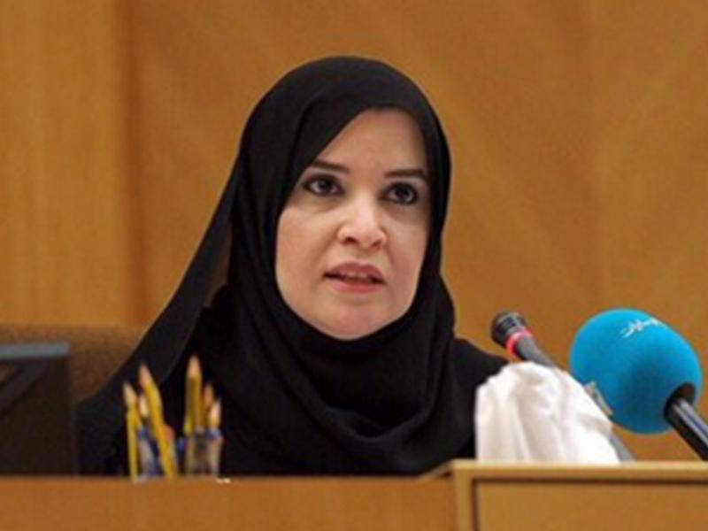 Dr Amal Al Qubaisi Is UAE's First Female Speaker