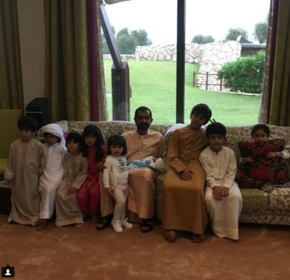 Sheikh Mohammed bin Rashid,
