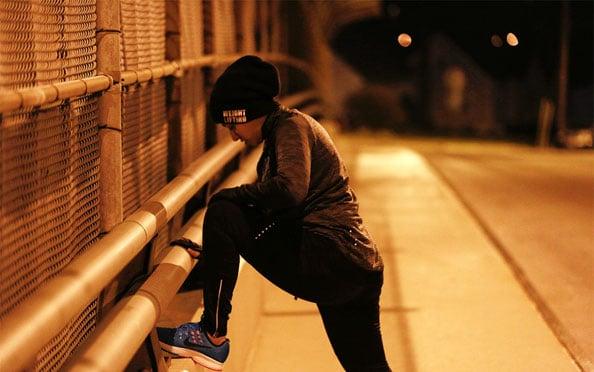 Amna Al Haddad Nike
