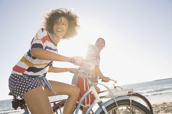 cycling, bike