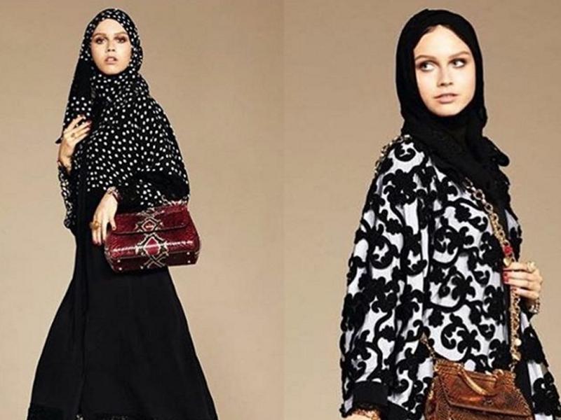 Dolce & Gabbana Launches Abayas & Hijabs