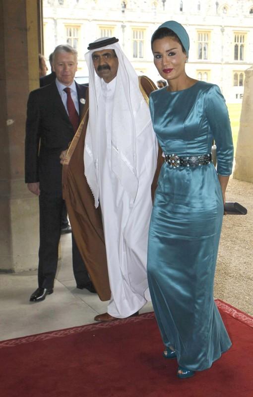 Sheikha Mozah