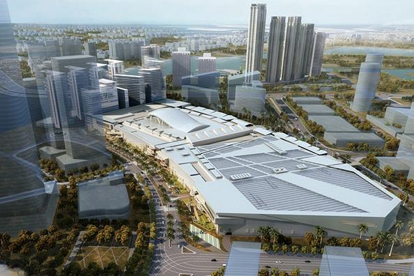 Reem Mall on Reem Island in Abu Dhabi