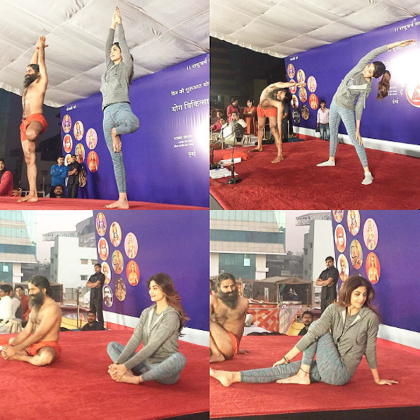 Shilpa Shetty Will Yoga At XYoga Festival In Dubai