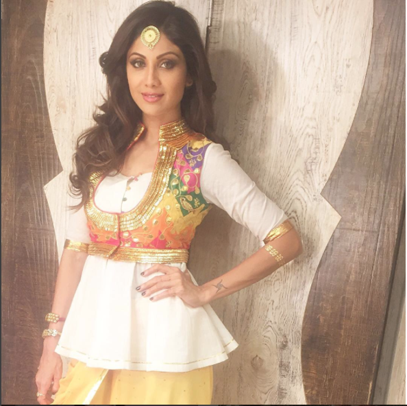 Shilpa Shetty is renowned for her healthy fitness regimen