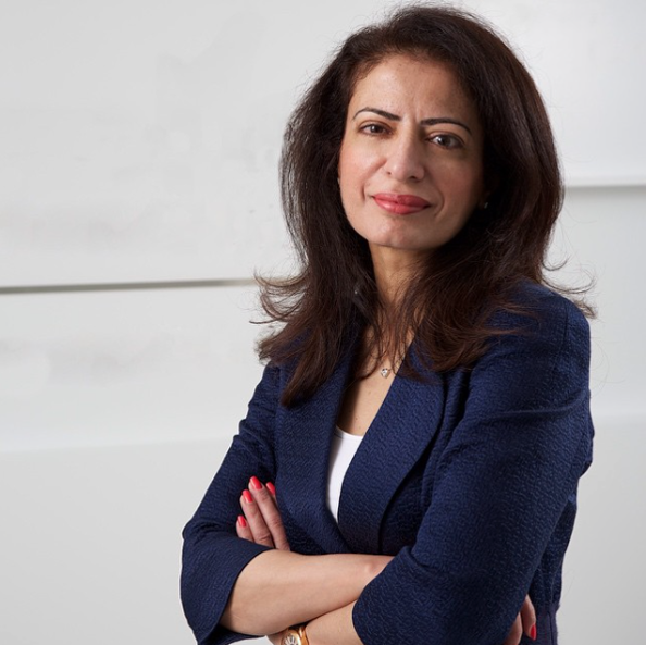 Dr Amina Al Rustamani