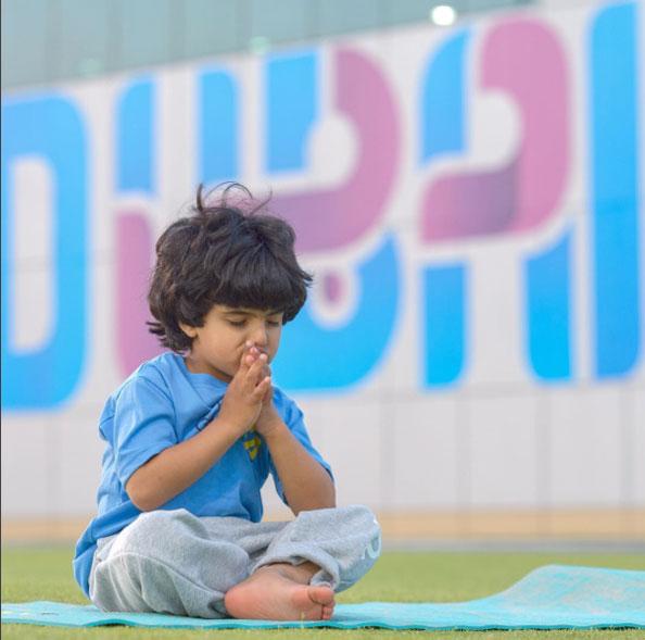 Sheikh Hamdan , Sheikh Mohammed