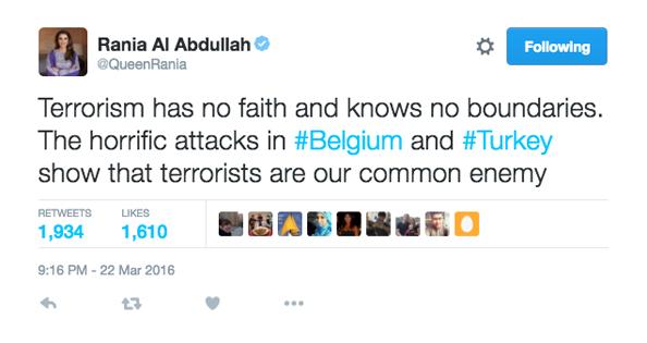 queen raqnia brussels terror