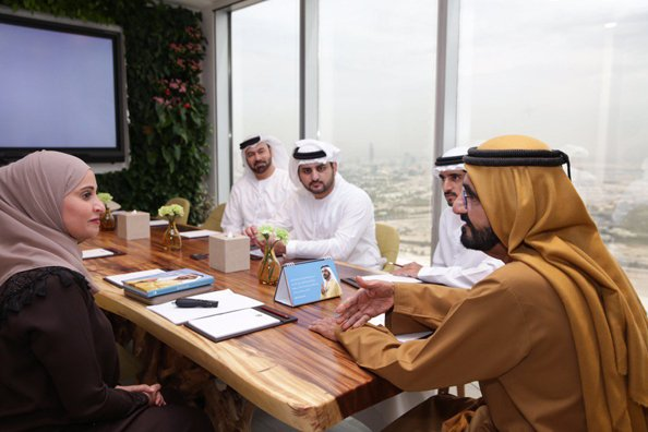Sheikh Mohammed Approves 100-Day Happiness Plan