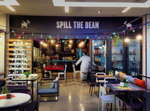 spill the bean