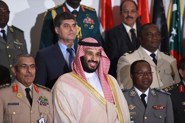 Saudi's Deputy Crown Prince Mohammed bin Salman