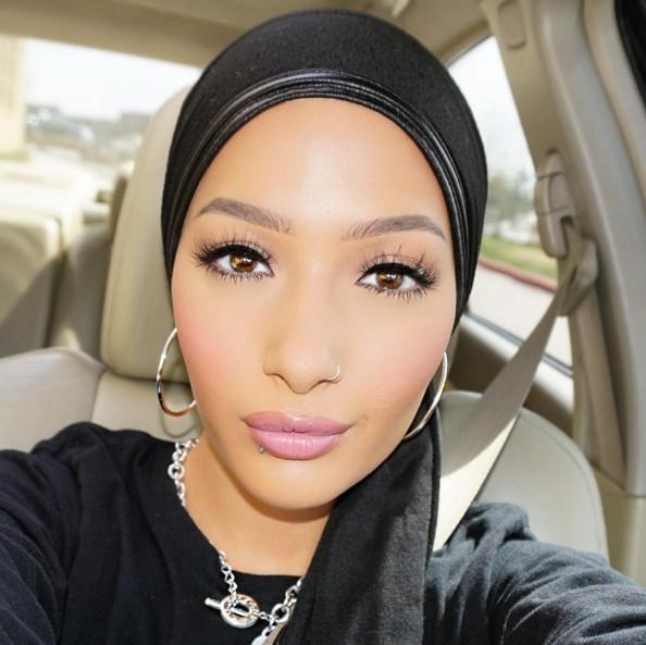 hijabi models