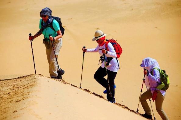 womens heritage walk