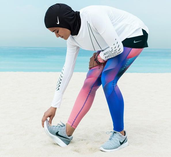 Nike Is Launching An Activewear Hijab The Nike Pro