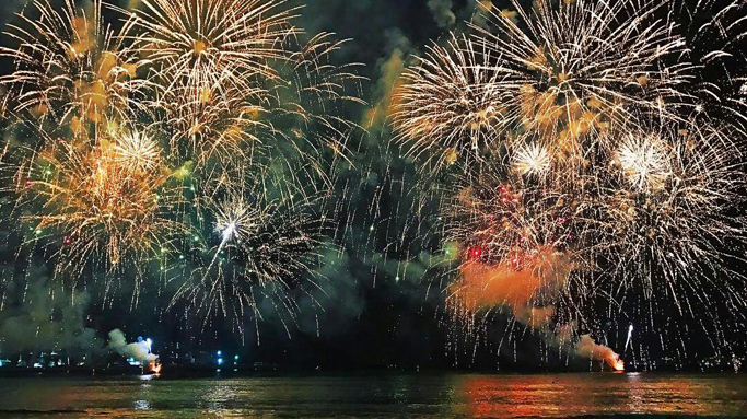 fireworks jbr