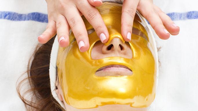 nova clinic gold facial