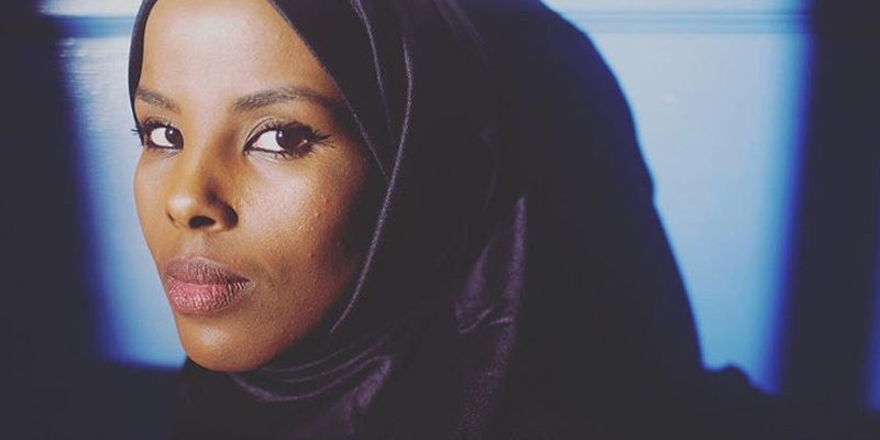 This hijabi model and activist became the first person to graduate in her family