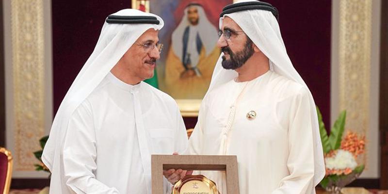HE Sultan bin Saeed Al Mansouri