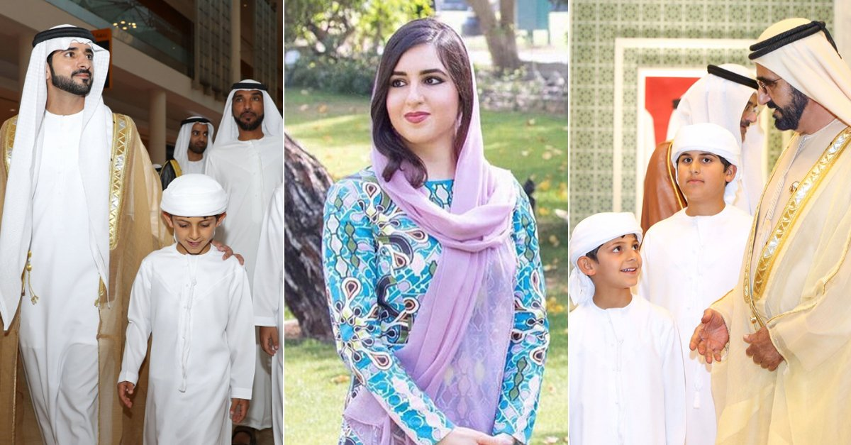Sheikh Mohammed bin Rashid's daughter Sheikha Maryam tied the knot