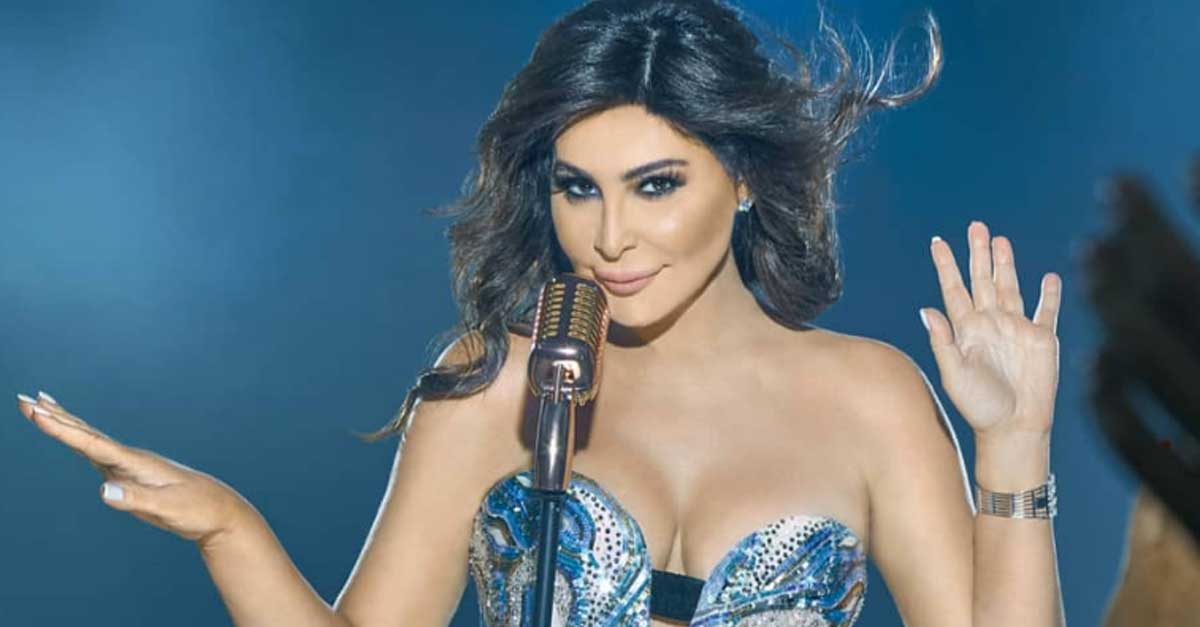 Lebanese singer Elissa reveals her secret battle with breast cancer
