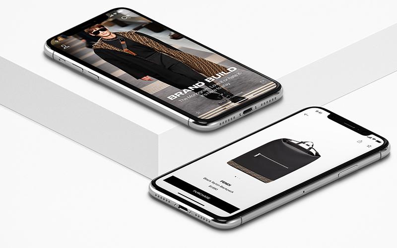 Dubai-based luxury fashion app