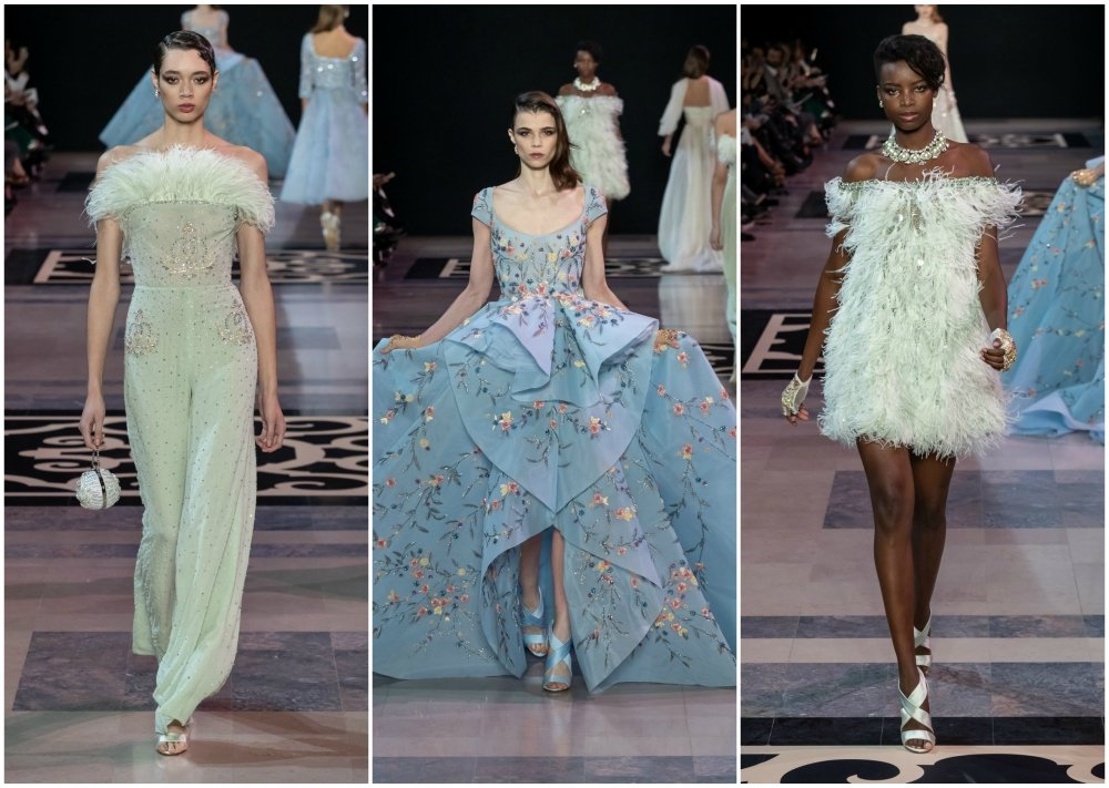 Georges Hobeika Paris Couture Week