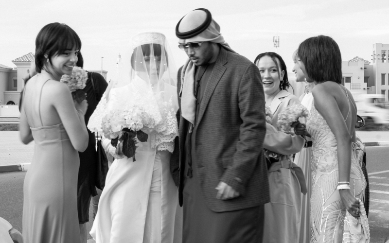Tamila wedding Dubai