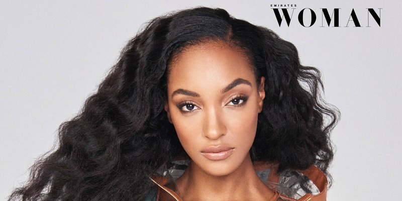 Our February Cover Star, Supermodel Jourdan Dunn Tells Us What ...