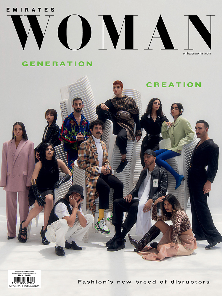 Emirates Woman may issue 2019