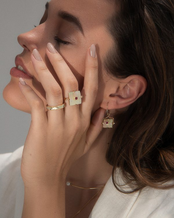 MKS Jewellery HRHSheikha Mariam interview emirates woman