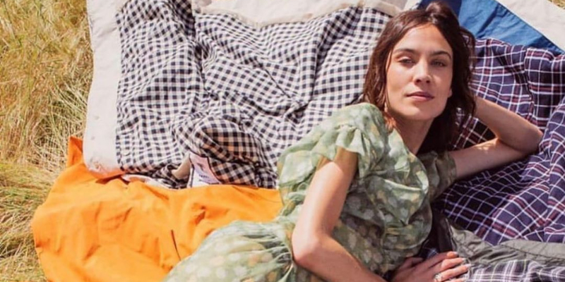 Alexa Chung reveals she suffers from endometriosis in new Instagram post