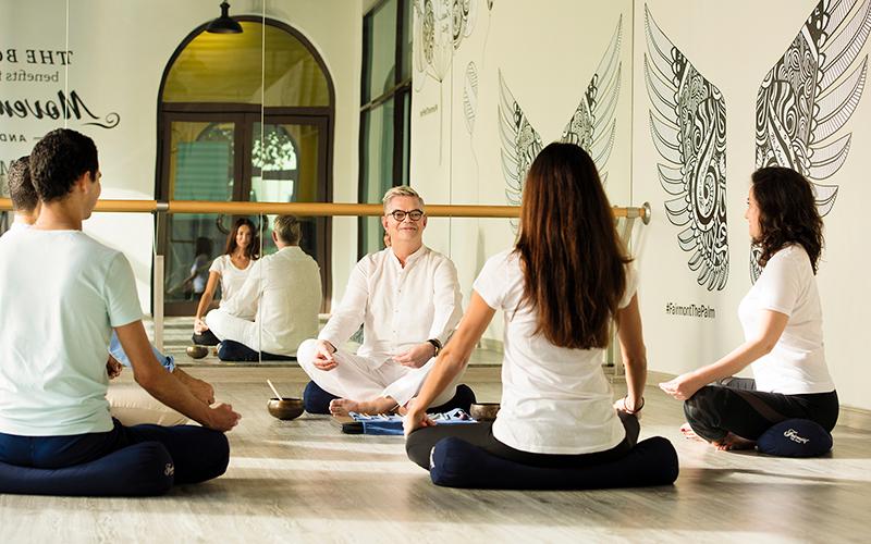 meditation dubai