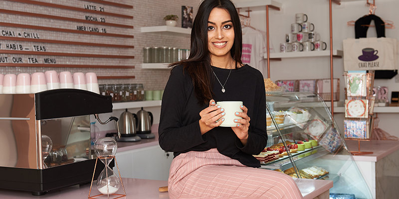 How I got my job as... Founder of Tania's Teahouse – Emirates Woman