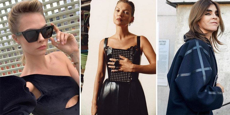 What Cara Delevingne, Kate Moss and Carine Roitfeld have in common – Emirates Woman