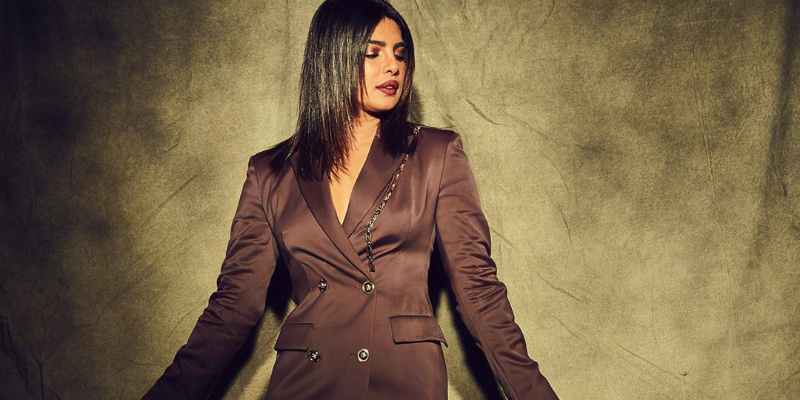 Priyanka Chopra shows us all the different ways to rock a power-suit