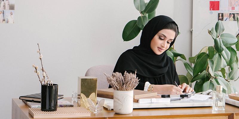 How I Got My Job As Fashion Designer And Founder Of Ynm Yasmin Al Mulla Emirates Woman