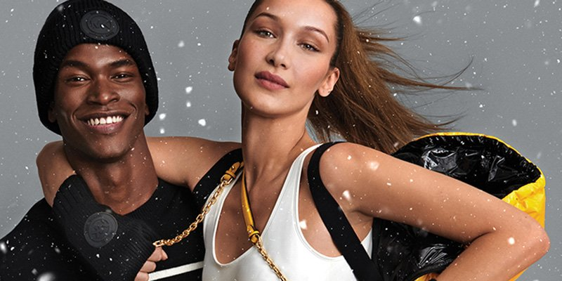 Bella Hadid stars in her first festive campaign of the season – Emirates Woman