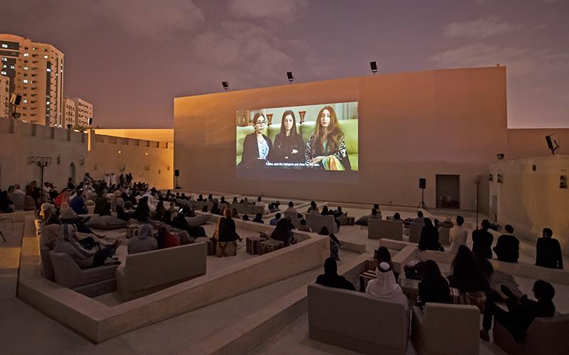 Sharjah Art Foundation's annual film festival