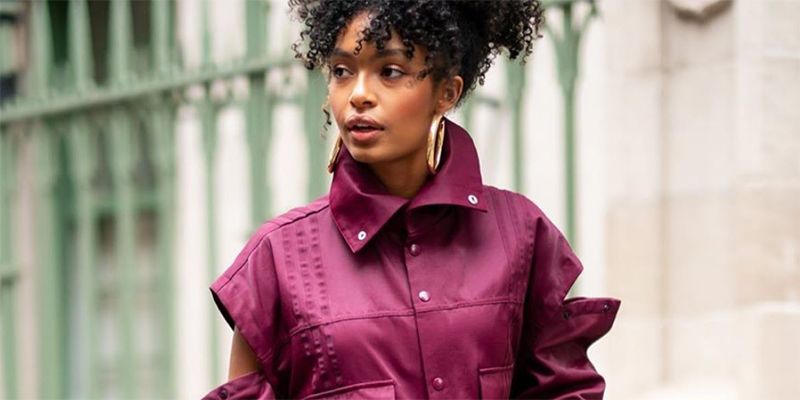 Yara Shahidi Shows Us How To Rock Beyonce S New Ivy Park X