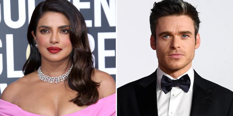 Priyanka Chopra and Richard Madden are set to star in new Amazon series