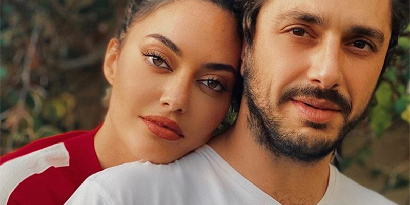 Karen Wazen and Elias Bakhaazi serve up couple goals in a Cartier campaign